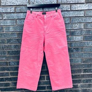 Pink Lemonade Culottes